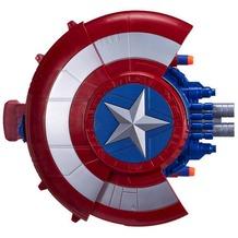 Hasbro AV Captain America Blaster Reveal Schi
