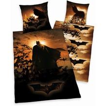 Herding Batman Bettwäsche Microfaser 80x80 + 135x200 cm