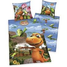 Herding Renforcé Bettwäsche Disney's Dino-Zug