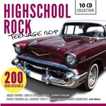 Highschool Rock-Teenage Bop, CD