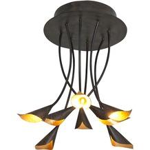holl nder deckenleuchten. Black Bedroom Furniture Sets. Home Design Ideas
