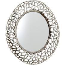 Spiegel in der farbe silber for Spiegel oval silber