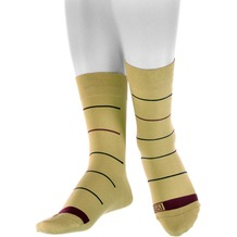 Hopp Herrensocken, 200N, 35's/1 Gold 39-42