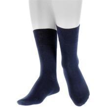 Hopp Socken, Langschaft, 200N, 35's/8 Navy 47-50