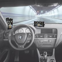 HR Auto-Comfort iGrip Traveler Kit Auto-Halterung mit Saugnapf - Samsung Galaxy A5 (2016)