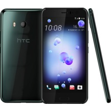 "HTC U11 ""Ocean"" - Brilliant Black"