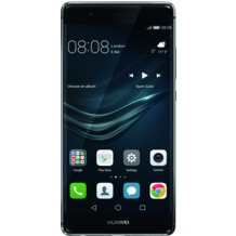 Huawei P9, titanium-grey