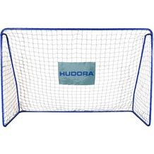 HUDORA Fußballtor XXL, 300 x 205 x 120 cm, 32/28 mm Rohrdurchmesser