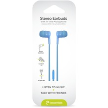 iEssentials Earbuds - In-Ear Kopfhörer, blau