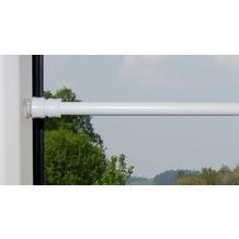 indeko Klemmstange Flex, ausdrehbar, weiß 40-60 cm
