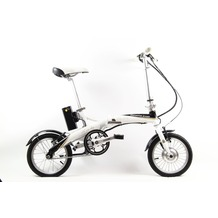 Innovative Bikes Faltbike Old Seadog ohne Elektro 14-Zoll