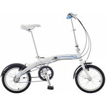 Innovative Bikes Faltbike Old Seadog ohne Elektro 3-Speed 16-Zoll
