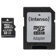 Intenso Micro SD UHS-I Professional, 32 GB