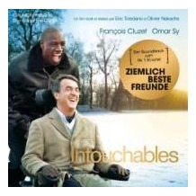 Intouchables-Ziemlich beste Freunde (Midprice Ed, CD