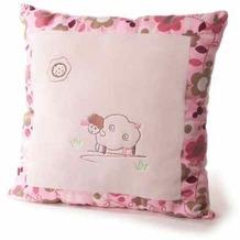 inware Kissen Schaf 35x35 cm beige, rosa