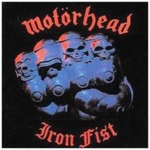 Iron Fist, CD