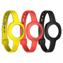 Jawbone UP Move Strap Ersatzband, Small 3er Pack, gelb/rot/schwarz