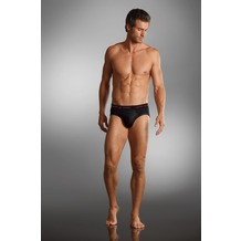 Jockey 3D-Innovations ® Brief / Slip mit Webgummibund black 4XL