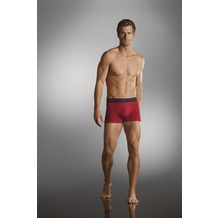Jockey 3D-Innovations ® Short Trunk mit Webgummibund a-red 4XL