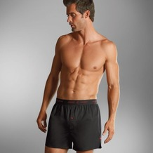 Jockey Boxer Shorts Webboxer aus der 3D Innovations® Kollektion. black 4XL