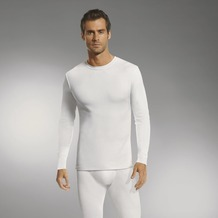 Jockey Modern Thermals Shirt mit langem Arm white 4XL