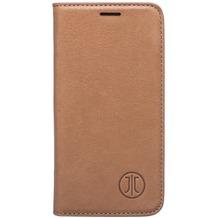 JT Berlin LederBook Magic - Samsung Galaxy S7 - cognac