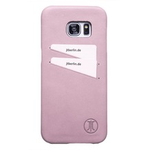 JT Berlin LederCover Style - Samsung Galaxy S7 edge - rose