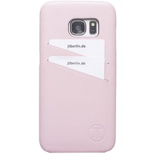 JT Berlin LederCover Style - Samsung Galaxy S7 - rose