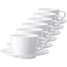 jura Cappuccino-Tassen 6er-Set