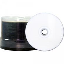 JVC DVD-R 4.7GB 16x Inkjet white Full Surface WaterPro 100er Bulk