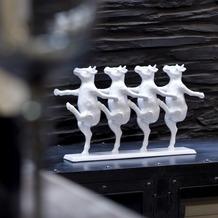 Kare Design Deko Figur Dancing Cows