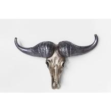 Kare Design Deko Geweih Buffalo Rosegold