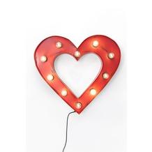 Kare Design Leuchtobjekt Heart