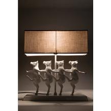 Kare Design Tischleuchte Dancing Cows