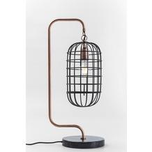 Kare Design Tischleuchte Golden Cage Roll