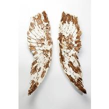Kare Design Wandschmuck Antique Wings