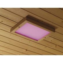 Karibu Farblichtanwendung LED mit Touchfunktion