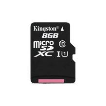 Kingston microSDHC Card Class 10 ohne Adapter, 8GB