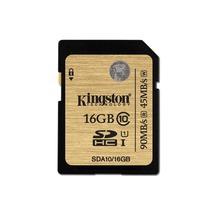 Kingston SDHC Card Class 10 UHS-I 300X, 16GB