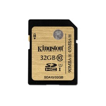 Kingston SDHC Card Class 10 UHS-I 300X, 32GB