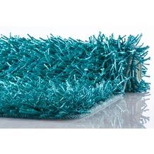 Kleine Wolke Badteppich Riva Türkis 60 cm x 100 cm