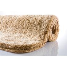 Kleine Wolke Badteppich Relax Walnuss 47 cm x 50 cm Deckelbezug