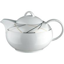 Königlich Tettau Teekanne 6 Personen Jade Silk 03669
