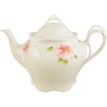 Königlich Tettau Teekanne 6 Personen Rubin cream 4078