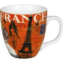 Könitz Becher Cosmopol. coffee style-France