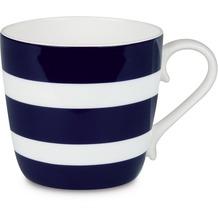 Könitz Becher Polka Stripes - Dark Blue