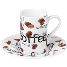 Könitz Minipresso-Set Coffee Collage