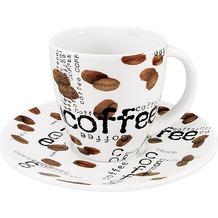 Könitz Set Coffee Collage