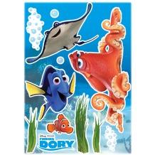 "Komar Deco-Sticker ""Dory and Friends"" 50 x 70 cm"