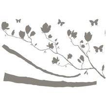 Komar Decosticker Arabesque 100 x 70 cm